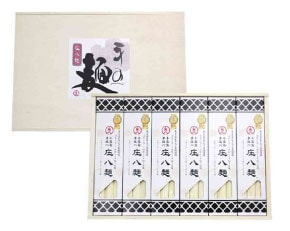 庄八麺(木箱入)