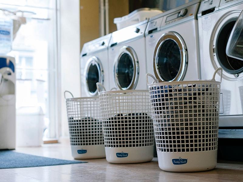 洗濯・物干し