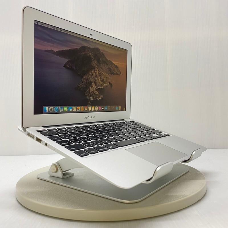 MacBookAir6,1(Mid2013)Catalina10.15.7Intel(R)Core(TM)i5-4250UCPU@1.30GHzメモリ4GB 128GB SSD 11.6インチ