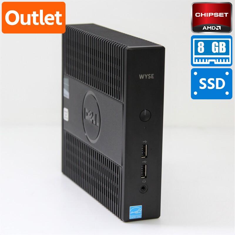 Wyse Thin Client Desktop 5060 GX 424CC (2.2GHz/QuadCore) メモリ 8GB 32GB SSD