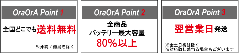 OraOrAについて