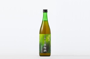 はんなり京梅酒 宇治玉  露梅酒(うじぎょくろうめしゅ)720ml