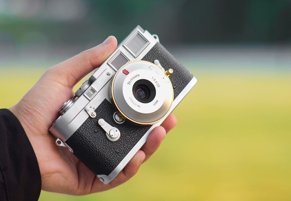 7Artisans 35mm F5.6