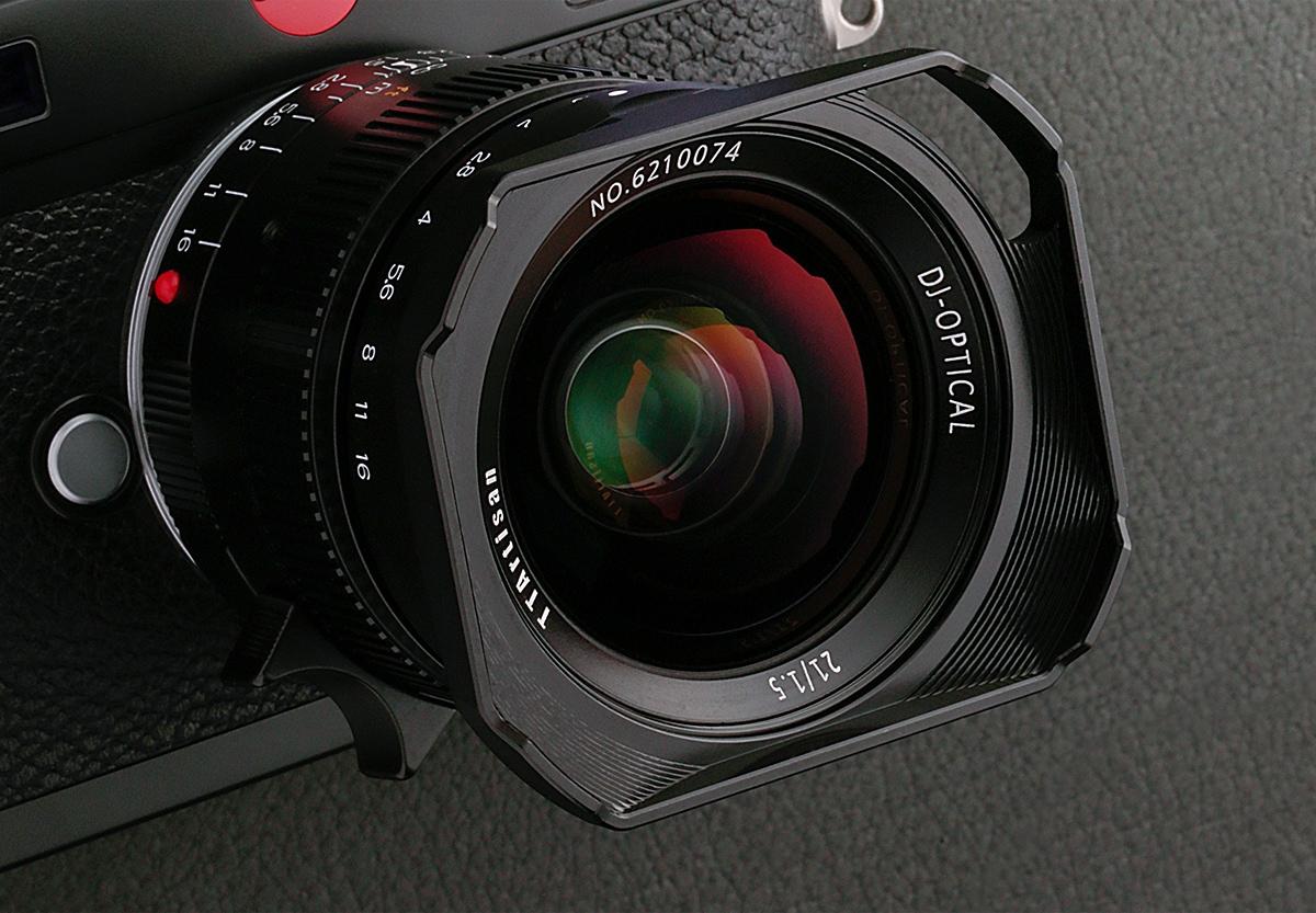 TTArtisan 21mmF1.5