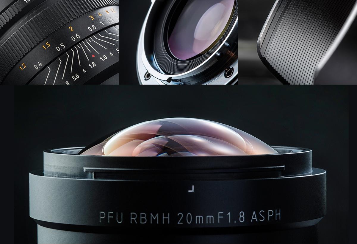 VILROX PFU RBMH 20mm F1.8 ASPH
