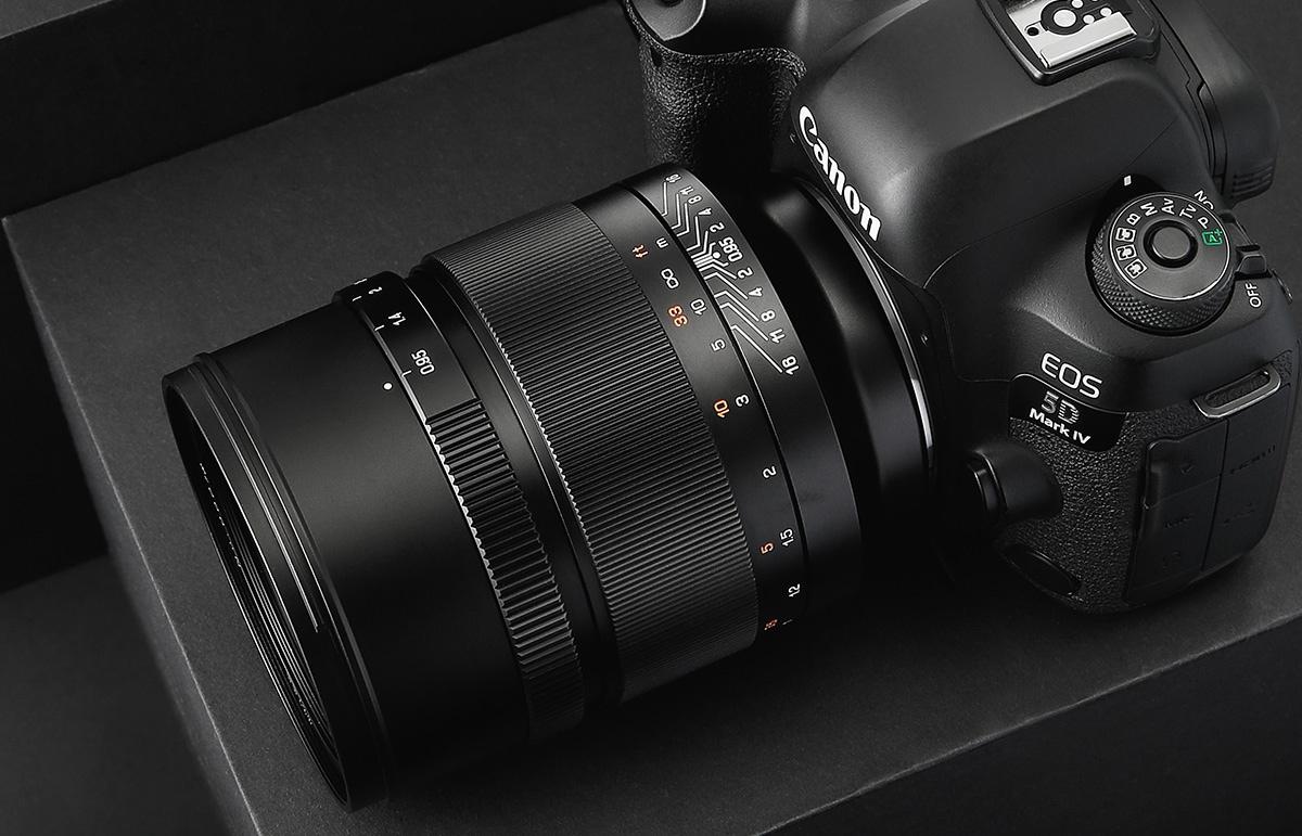 SPEEDMASTER 50mm F0.95 EF