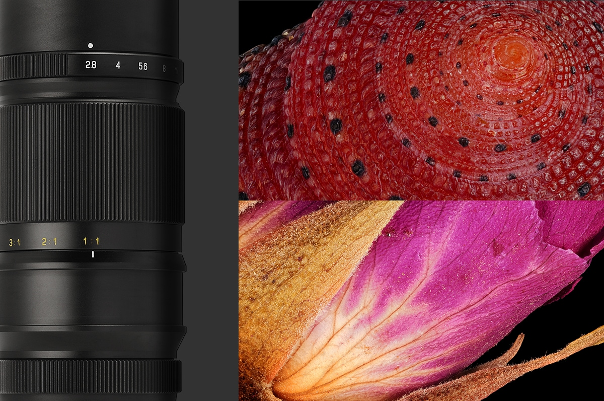 APO 85mm F2.8 SUPER MACRO 1-5X