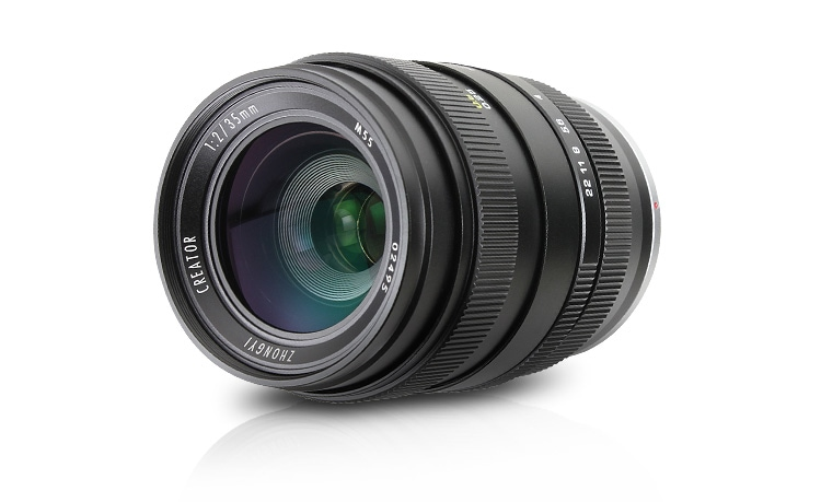 CREATOR 35mm F2