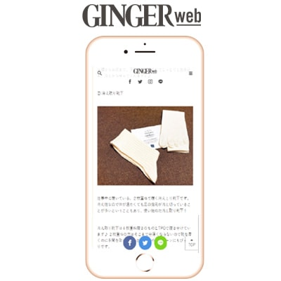 GINGER web