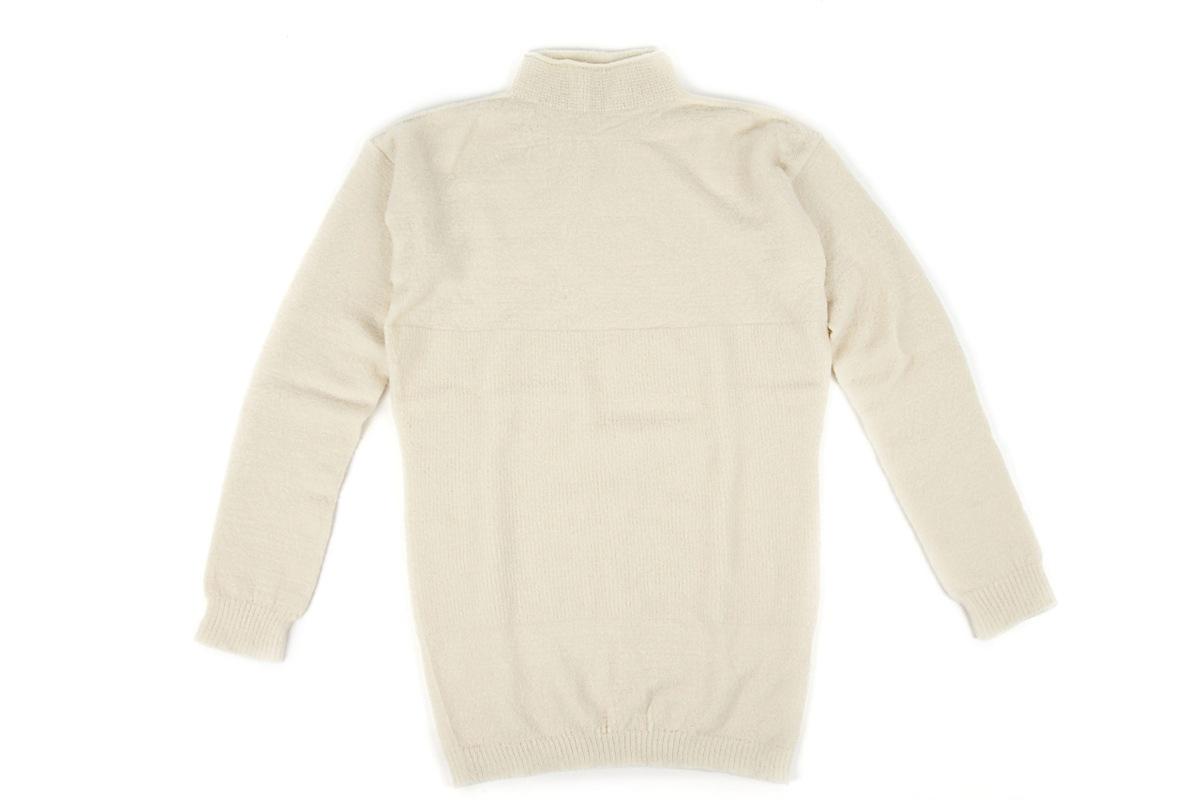 冷えとりインナーシャツ シルク&ウール