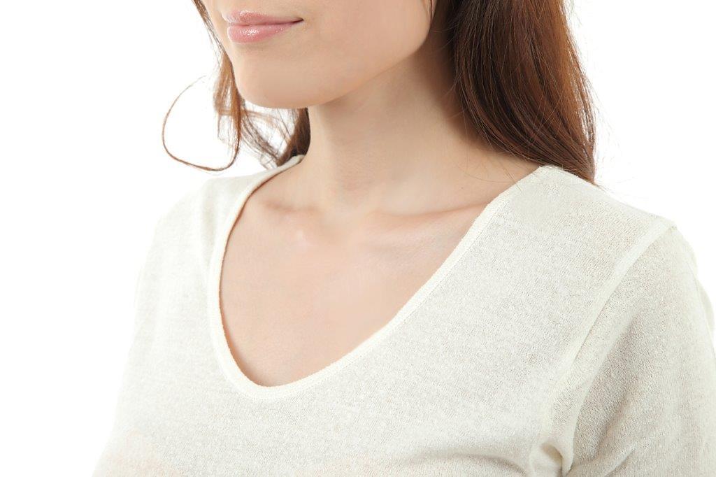 マシュマロ半袖シャツ