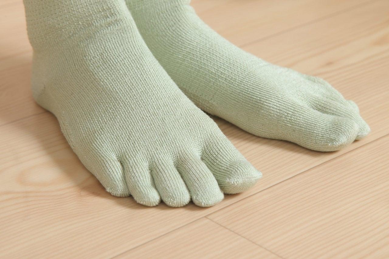 冷えとり靴下 シルク100%