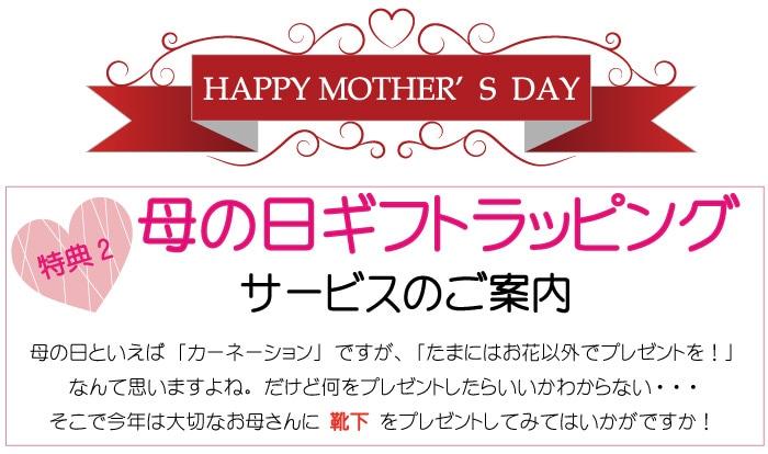 母の日イベント