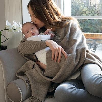 産前産後で使いたいマタニティ・ママコート