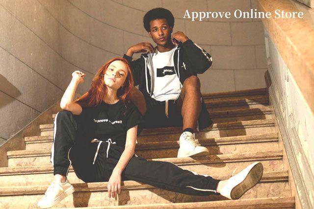 approve ファッションブランド