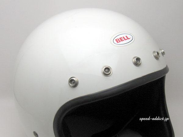 ヘルメット用スナップボタン