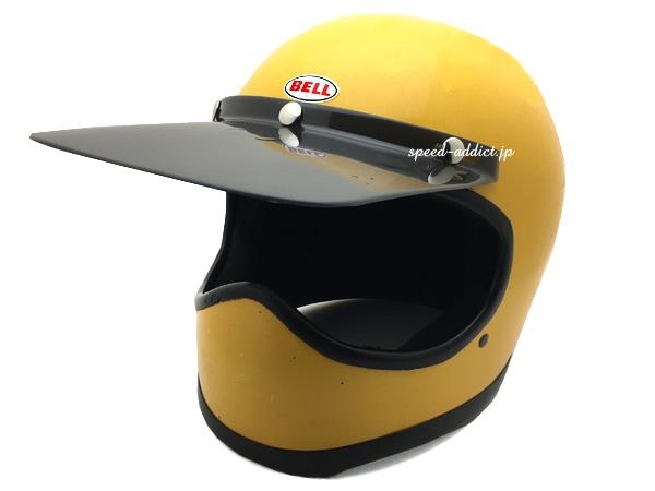 ヘルメットバイザー