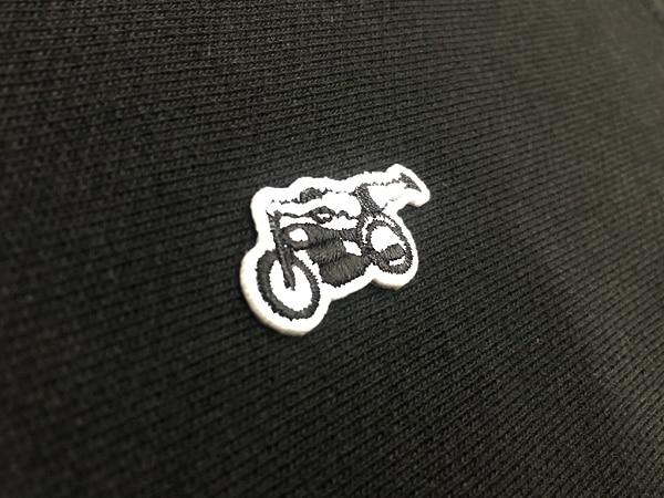 バイク スウェット