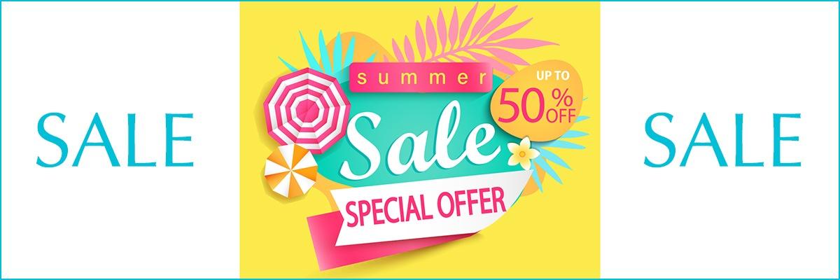 Summer SALE 7/2-25 最大50%OFF