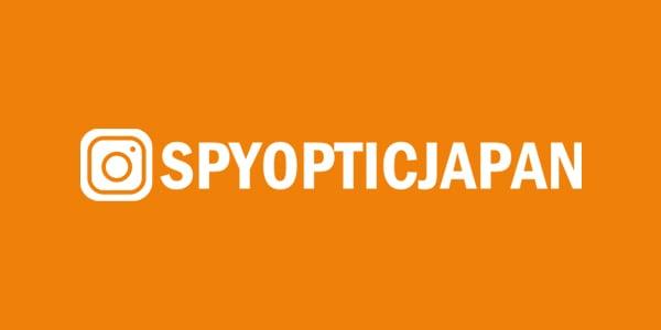 SPY JAPAN公式インスタグラム