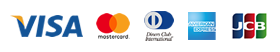 VISA,MasterCard,DinersClub,AMEX,JCBカード