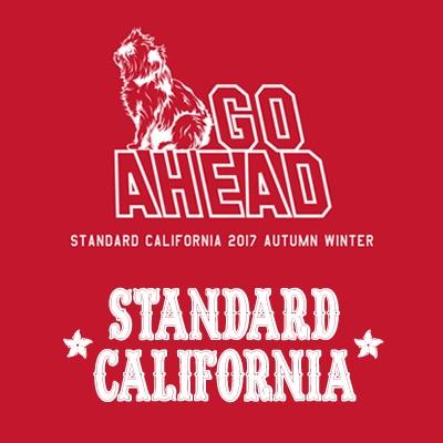 STANDARD CALIFORNIA 2017SS