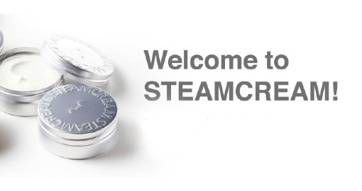 welcome to STEAMCREAM