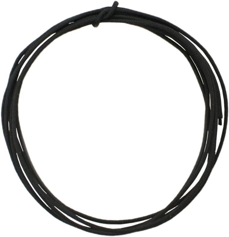 ナイロンコード 携帯ストラップ strap 松葉紐 ブラック