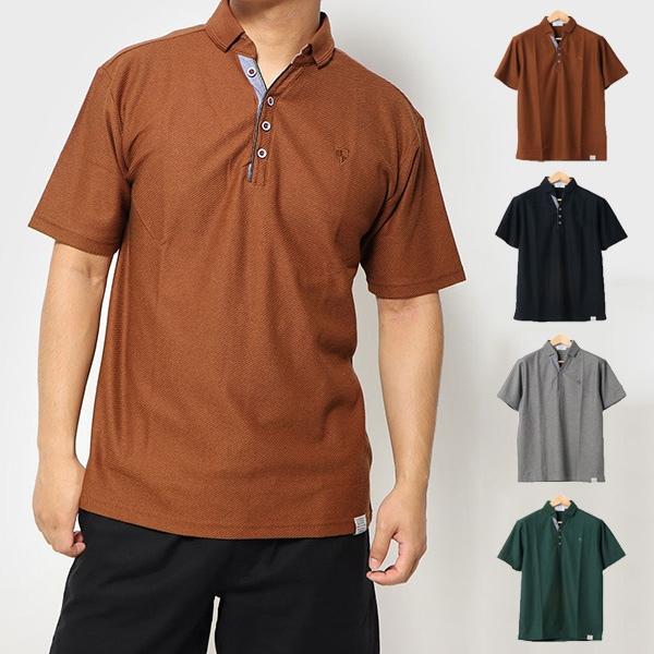 スキッパーポロシャツの商品イメージ