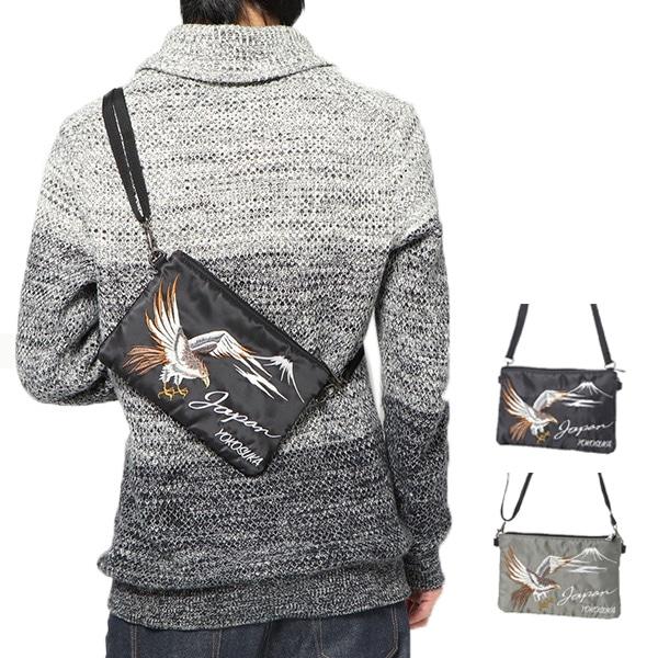 スカジャン風サコッシュの商品イメージ