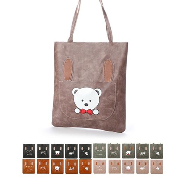 PUレザートートバッグの商品イメージ