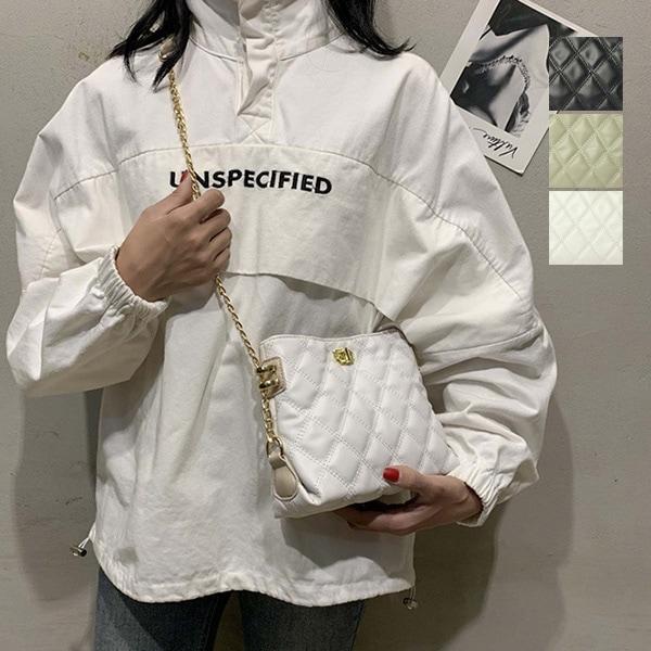 キルティングチェーンバッグの商品イメージ