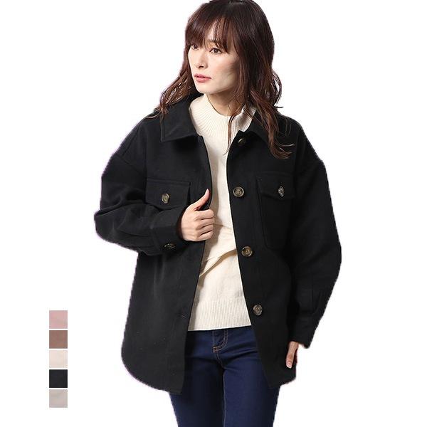 シャツカラービッグジャケットの商品イメージ