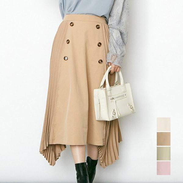 トレンチスカートの商品イメージ