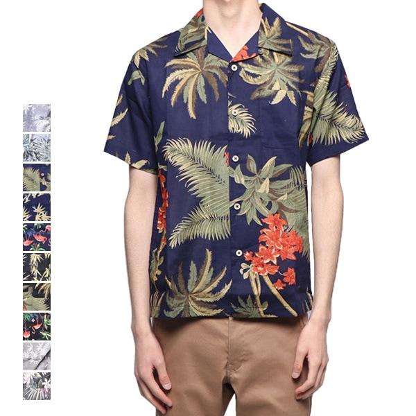 総柄開襟アロハシャツの商品イメージ