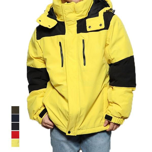 防風切替中綿ジャケットの商品イメージ