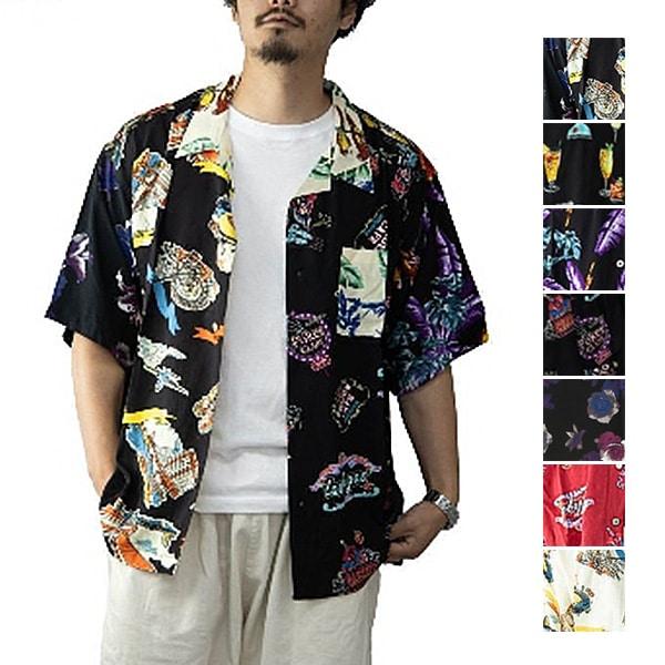ビッグアロハシャツの商品イメージ