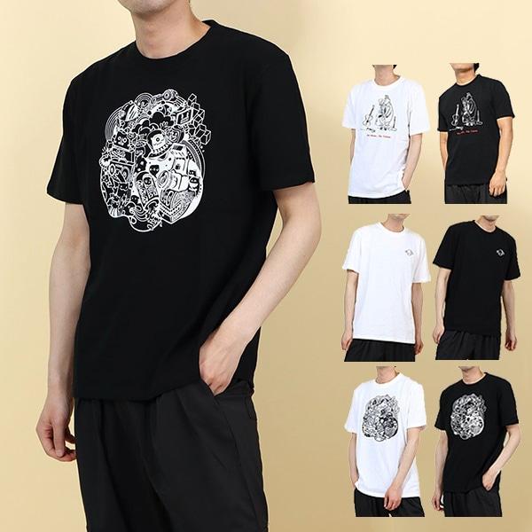 手書き風イラストTシャツの商品イメージ