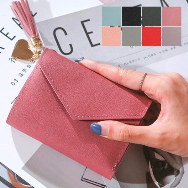 コンパクト二つ折り財布の商品イメージ