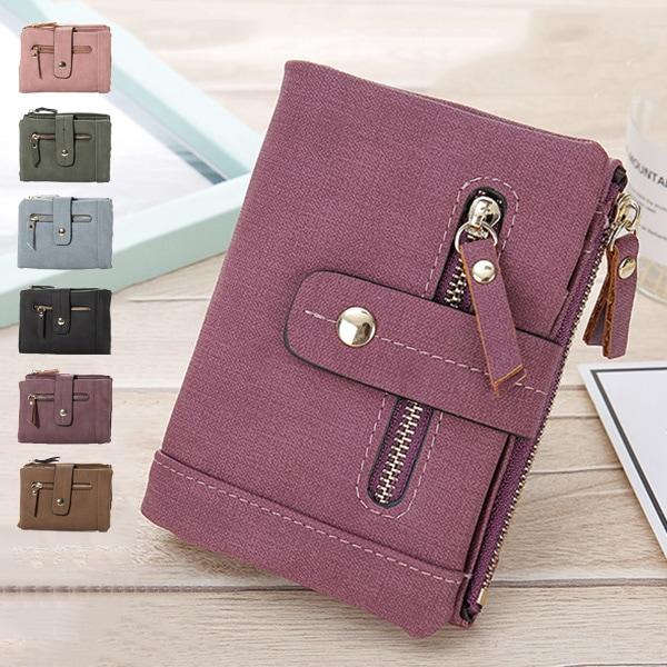 二つ折り財布の商品イメージ