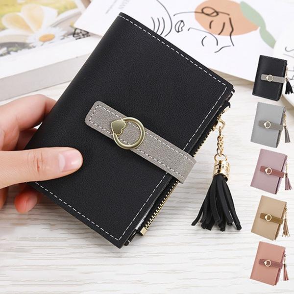 二つ折りミニ財布の商品イメージ