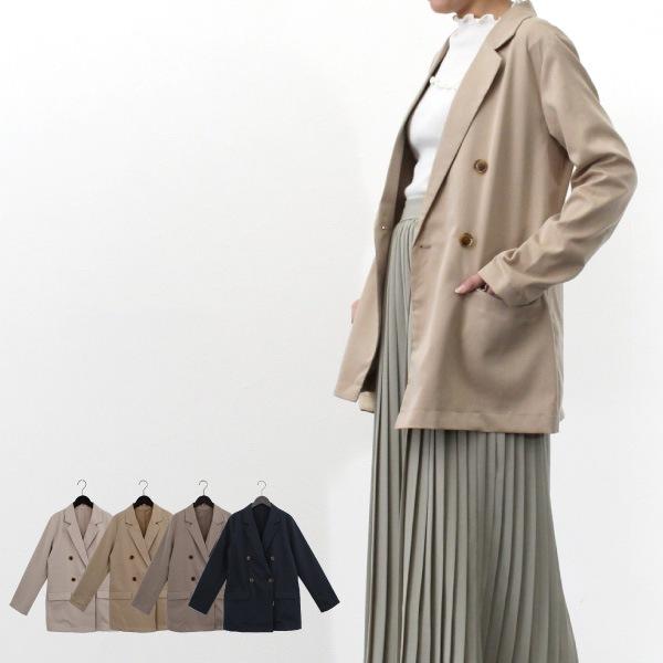 ダブルブレストジャケットの商品イメージ