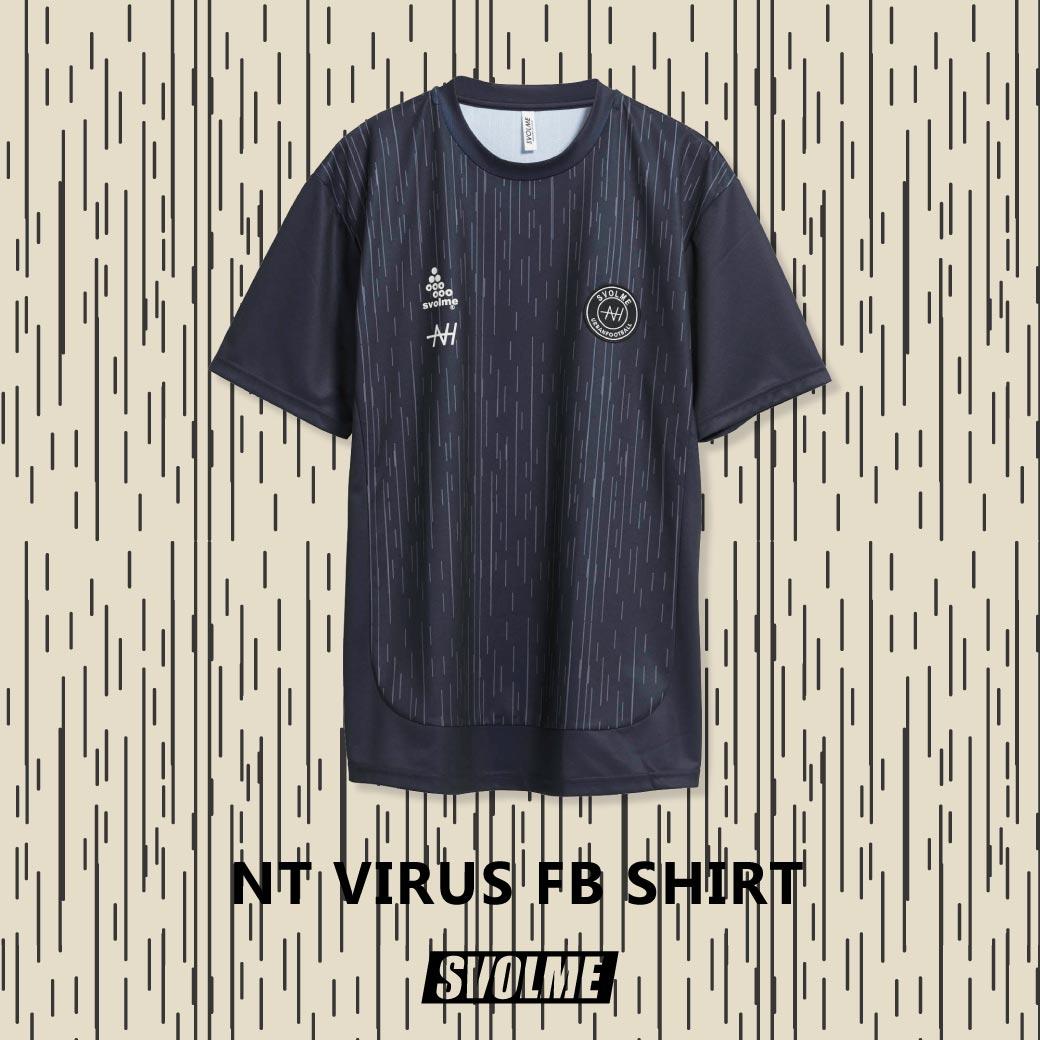 virus fb shirt