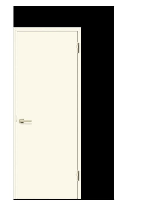 プライベートドアCFA(縦木目タイプ)のカラーバリエーション