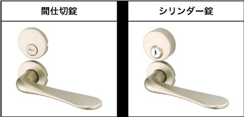 客室防音ドア:ハンドルDH-8