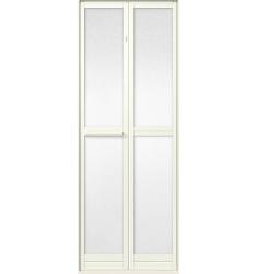 浴室中折ドア