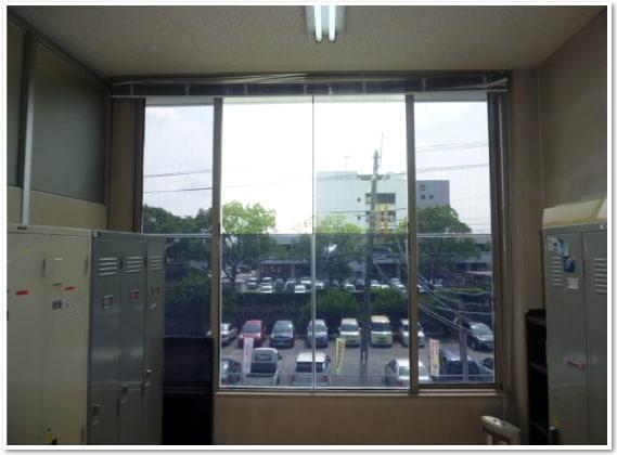 サン・ウインドエコ窓導入事例:京都某信用金庫 様
