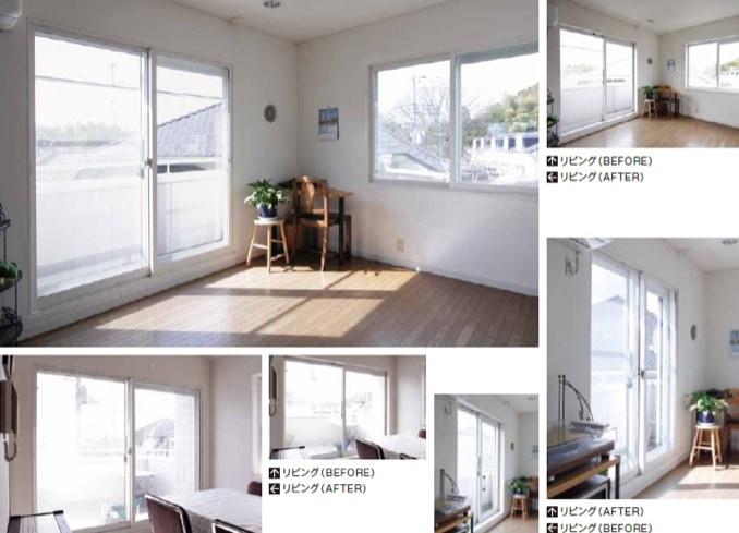 内窓インプラスの導入事例