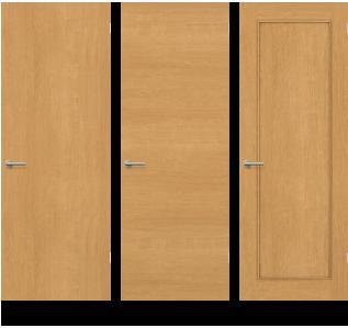 リノバ室内ドアデザイン(ARA、ARE、ARB)