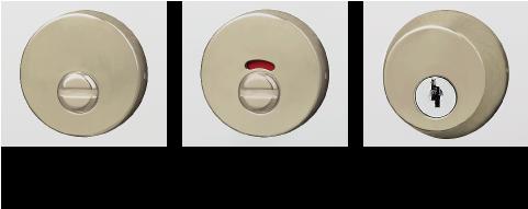 リノバ室内ドア錠(簡易錠、表示錠、シリンダー錠)